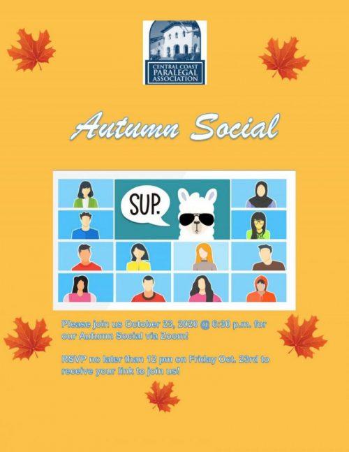Autumn Social