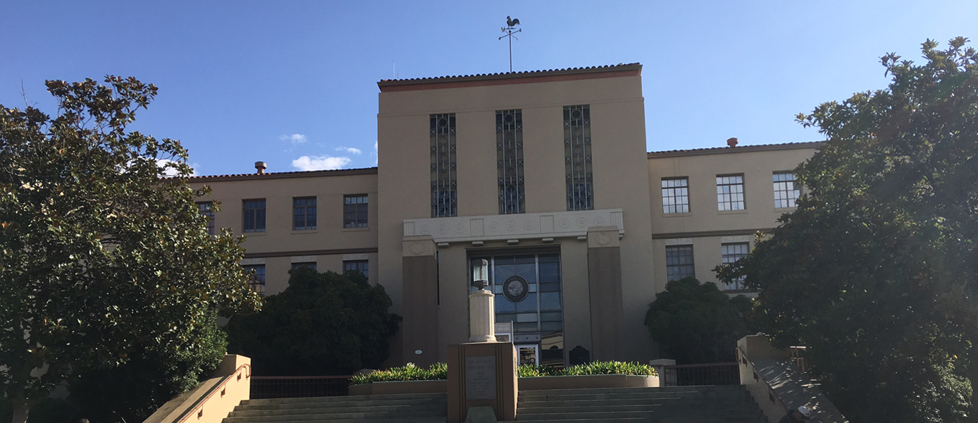 Historic San Luis Obispo Courthouse