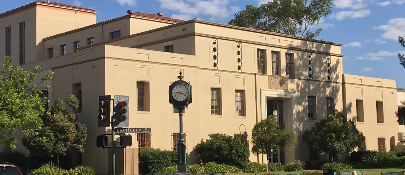 Old San Luis Obispo Courthouse